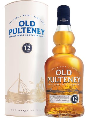 Old Pulteney 12 Year Old Malt Scotch Whisky