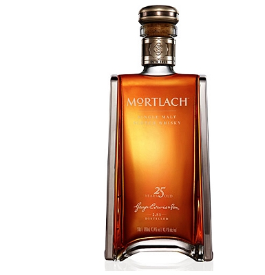 Mortlach 25 Year Old Whisky