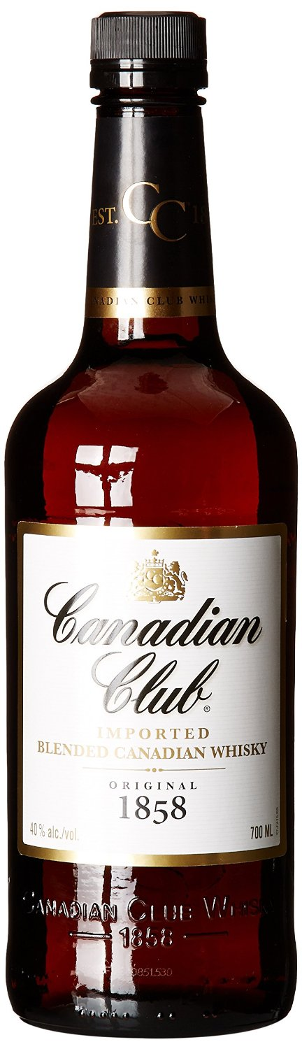 Canadian Club Blended Whisky