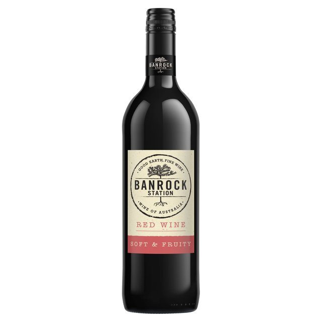 Banrock Station Shiraz Red Wine