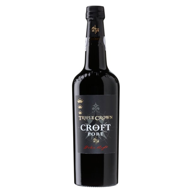 Croft Triple Crown Ruby Port