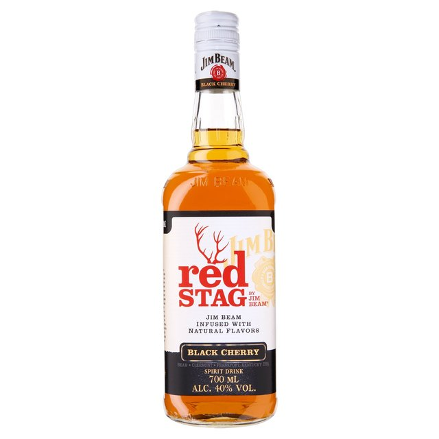 Jim Beam Red Stag Black Cherry Whiskey