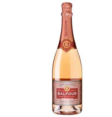 Hush Heath Balfour Brut, English, Sparkling Rose Wine
