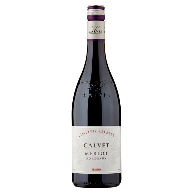 Calvet Limited Release Merlot Bordeaux France