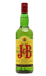 J & B Rare Blended Scotch Whisky