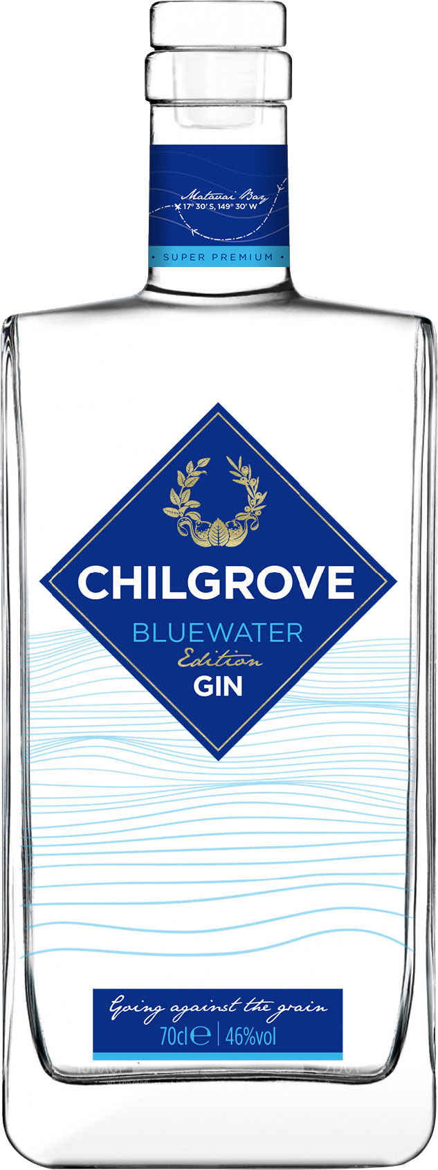 Chilgrove Gin Bluewater Edition
