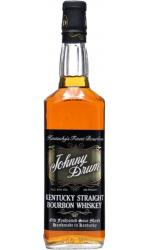 Johnny Drum Black Label Bourbon Whiskey