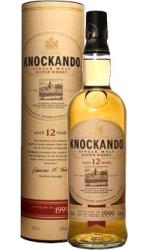 Knockando 12 Year Old Whisky