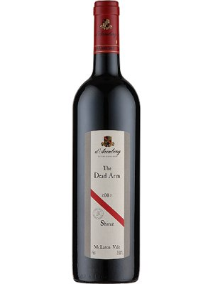 D'Arenberg McLaren Vale The Dead Arm Shiraz