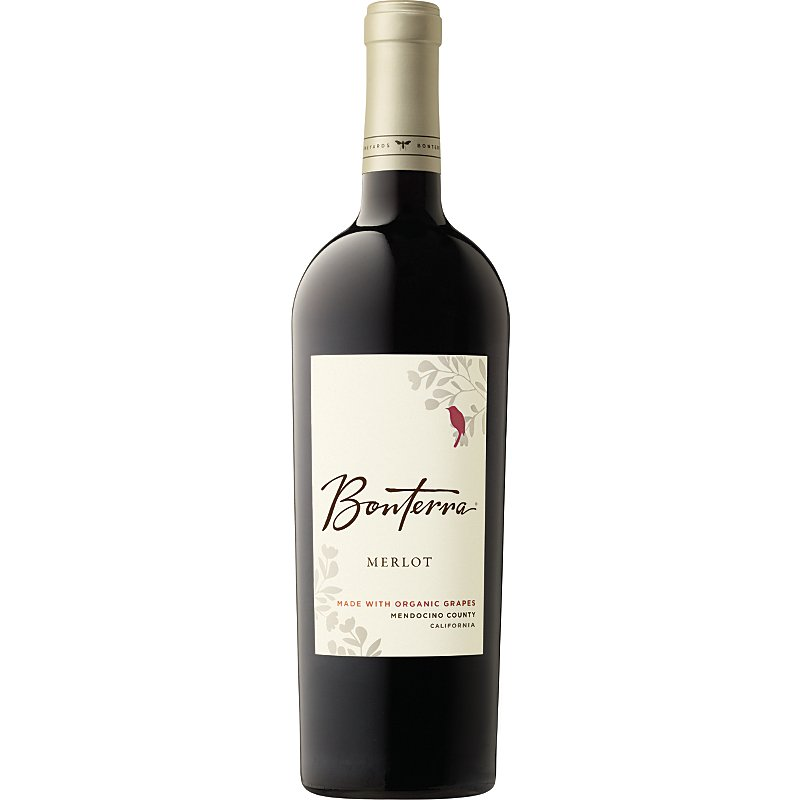 Bonterra Vineyards Merlot