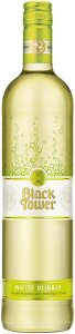 Black Tower White Bubbly Wine