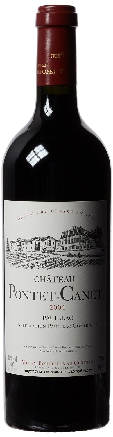 Chateau Pontet Canet Pauillac Red Wine