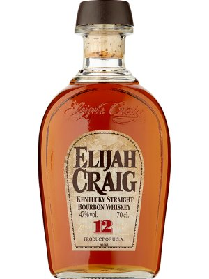 Elijah Craig 12 Year Old Small Batch