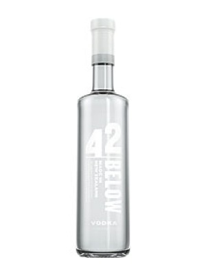 42 Below New Zealand Plain Wheat Vodka