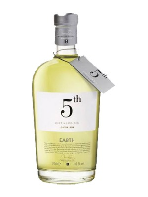 5th Earth Citric Gin