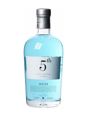 5th Water Floral Gin