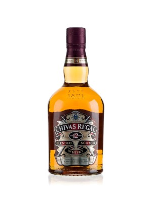 Chivas Regal 12 Year Old Scotch Whisky