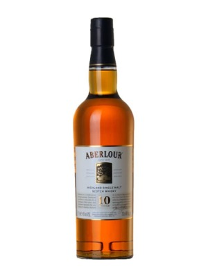 Aberlour 10 year Speyside Single Malt Scotch Whisky