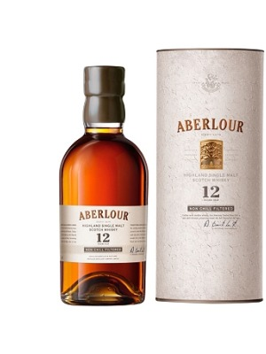 Aberlour 12 Year Old Non Chilled Filtered