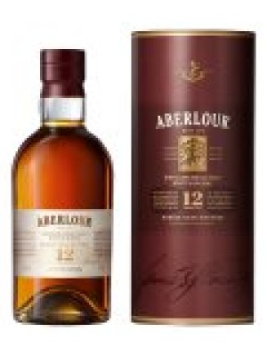 Aberlour 12 Year Old Speyside Malt Whisky