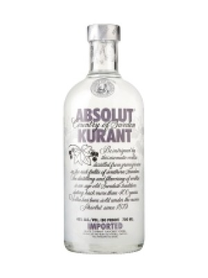 Absolut Kurant Blackcurrant Vodka