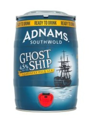 Adnams Ghost Ship Keg
