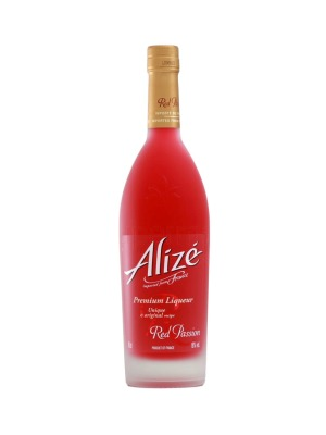 Alize Red Passion Cognac & Passion Fruit Liqueur