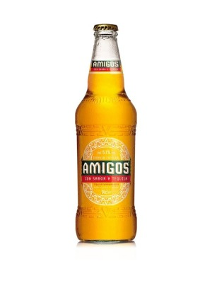 Amigos Tequila Flavoured Beer