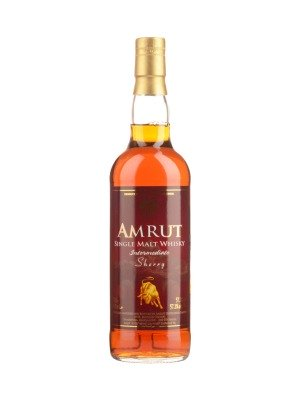 Amrut Intermediate Sherry Cask Whisky