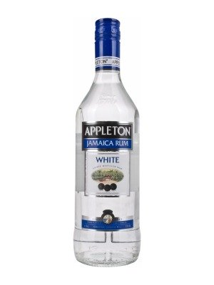 Appleton Estate White Jamaican White Mixing Rum