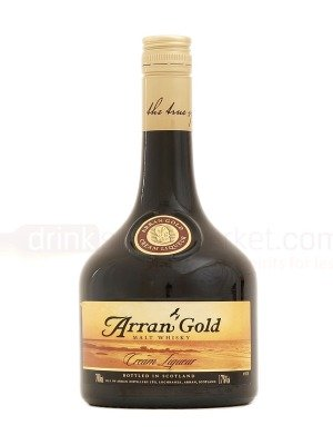 Arran Gold Malt Whisky Liqueur