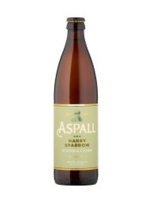 Aspall Harry Sparrow Cyder