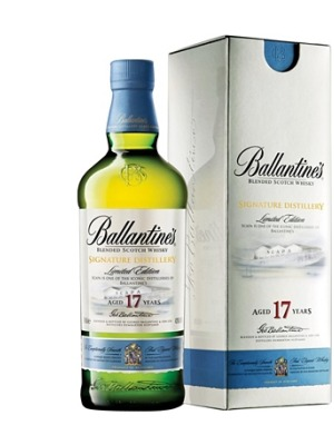 Ballantines Scapa Edition 17 Year Whisky