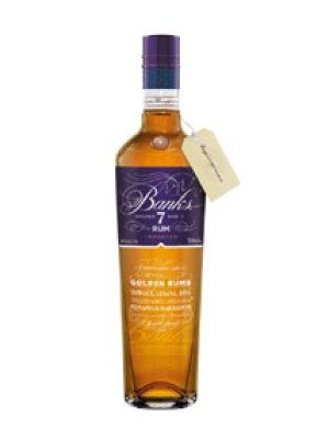 Banks Rum 7 Year Golden Age Rum