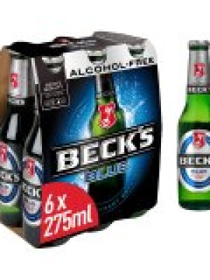 Beck's Blue Alcohol Free Lager