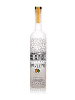 Belvedere Citrus Polish Lemon Flavoured Rye Vodka