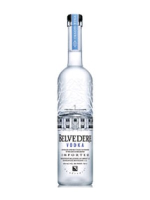 Belvedere Polish Plain Rye Vodka