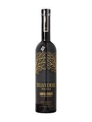 Belvedere Unfiltered Polish Vodka
