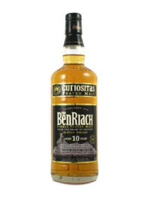 Benriach Peated Curiositas 10 Year Old