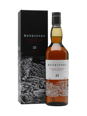 Benrinnes 21 Year Whisky