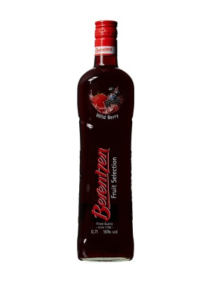 Berentzen Waldfrucht Forest Fruit Flavoured German Schnapps