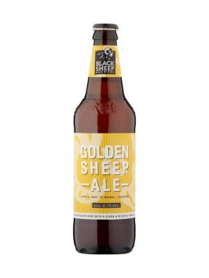 Black Sheep Golden Sheep Pale Ale