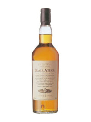 Blair Athol 12 Year Old Whisky