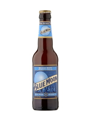 Blue Moon Wheat Ale