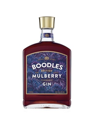 Boodles Mulberry Sloe Gin
