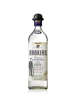 Brokers Gin London Dry Gin