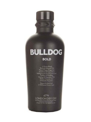 Bulldog Bold London Dry Gin