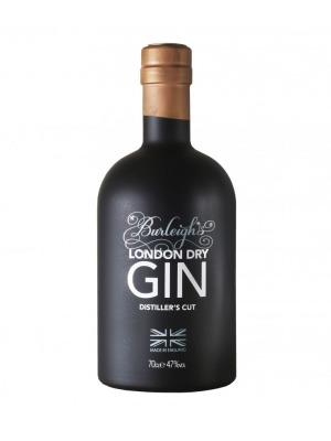 Burleighs London Dry Distillers Cut Gin