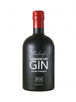 Burleighs London Dry Export Strength Gin