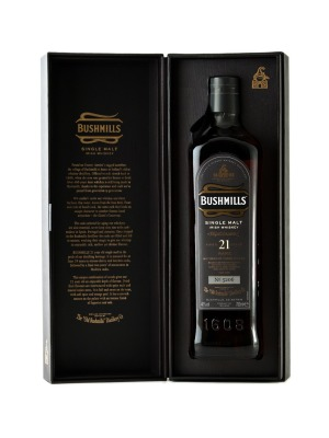 Bushmills 21 Three Wood Irish Whiskey